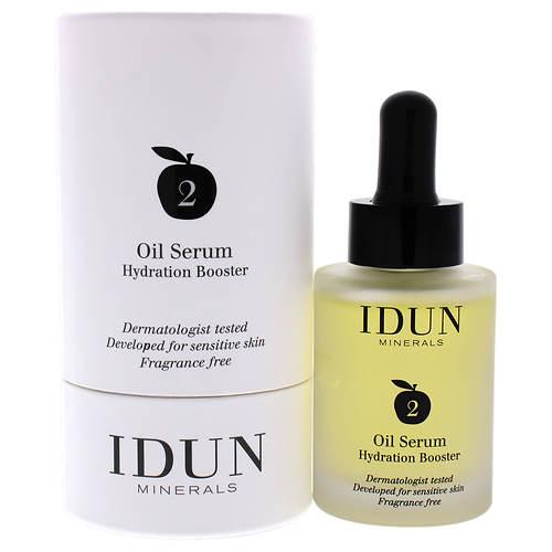 IDUN Minerals Oil Serum Hydration Booster