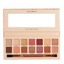 Sigma Beauty  Cor-De-Rosa Eyeshadow Palette