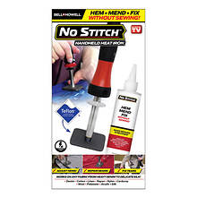 Bell + Howell No Stitch Mending Kit