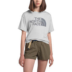 The North Face Women's S/S Half Dome Tri-Blend Tee