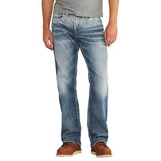 Silver Jeans Men's Craig Easy Fit Bootcut Jean