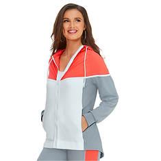 Colorblock Hooded Jacket