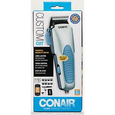 Conair18Pc Chrome Custom Haircut Kit