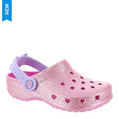 Skechers Foamies Heart Charmer-Glitter Clog Bow 308017N (Girls' Infant-Toddler)