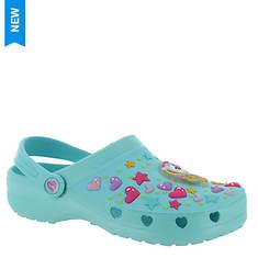 Skechers Foamies Heart Charmer-Lighted Clog Unicorn 308016L (Girls' Toddler-Youth)