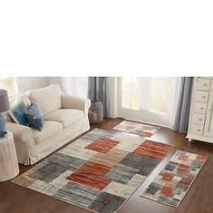 Tamarai 3-piece rug set
