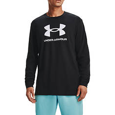 Under Armour Men's Sportstyle Logo Long Sleeve