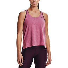 Under Armour Women's Knockout Mesh Back Tank