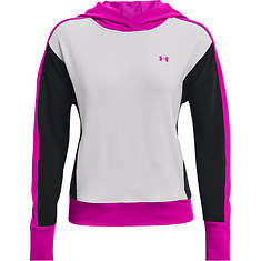 Under Armour Women's Rival Terry Colorblock Hoodie
