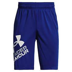 Under Armour Boys' Prototype 2.0 Logo Shorts