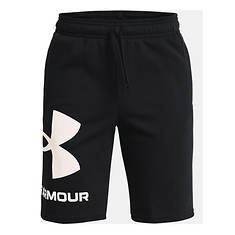 Under Armour Boys' Rival Fleece Logo Short