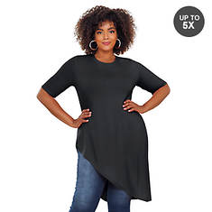 Asymmetric Knotted Tunic