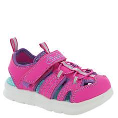 Skechers C-Flex Sandal 2.0 Playful Trek 302100N (Girls' Infant-Toddler)