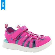 Skechers C-Flex Sandal 2.0 Playful Trek 302100L (Girls' Toddler-Youth)