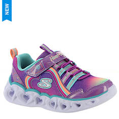 Skechers Heart Lights Rainbow Lux 302308L (Girls' Toddler-Youth)