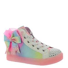 Skechers TT Shuffle Brights Rainbow Dust 314258L (Girls' Toddler-Youth)