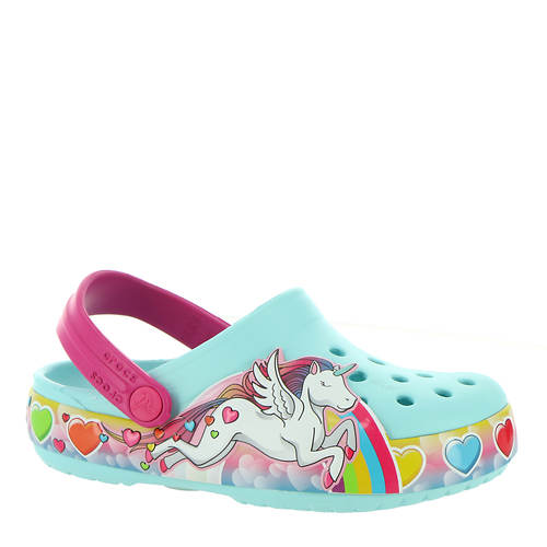 Crocs™ FunLab Unicorn Lights Clog (Girls' Infant-Toddler-Youth)