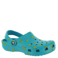 Crocs™ Classic Food Print Clog (Kids Infant-Toddler-Youth)