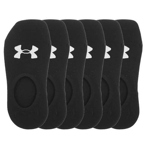 Under Armour Women's Breathe Lite Ultra Low 6-Pack Socks