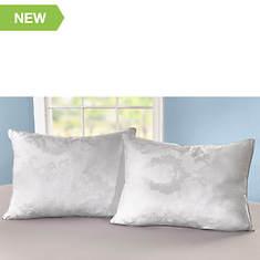 Stoneberry Dream Supreme 2-pack Pillow Set