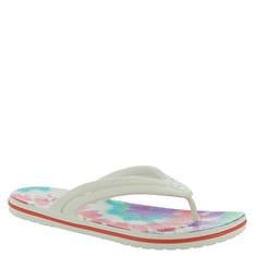 Crocs™ Crocband Tie Dye Flip (Women's)