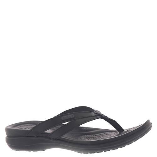 Crocs™ Capri Basic Strappy Flip (Women's)