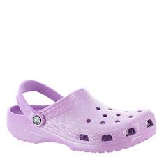 Crocs™ Classic Glitter Clog (Women's)