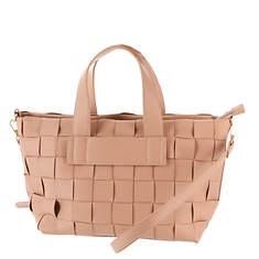 Basket Weave Handbag