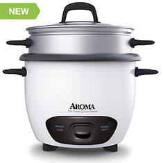Aroma 14-Cup Rice Cooker/Steamer