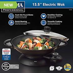 Aroma 5-Quart Electric Wok