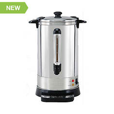 Nesco 50-Cup Stainless Steel Coffee Urn