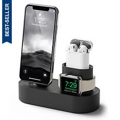 3-in-1 iPhone Charging Organizing Stand