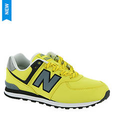 New Balance 574 Windbreaker G (Boys' Youth)