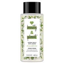 Love Beauty and Planet Coconut Milk White Jasmine Conditioner
