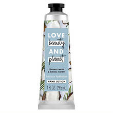Love Beauty and Planet Coconut Water & Mimosa Flower Hand Cream