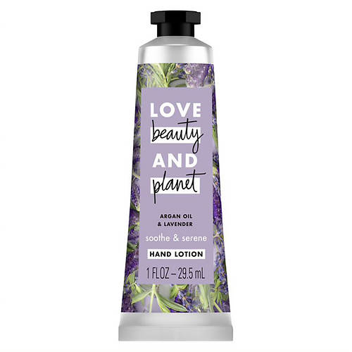 Love Beauty and Planet Argan Oil & Lavender Hand Cream