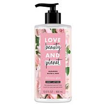 Love Beauty and Planet Murumuru Butter & Rose Hand & Body Lotion