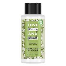 Love Beauty and Planet Coconut Milk White Jasmine Shampoo