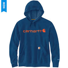Carhartt Men's Force Relaxed Midweight Logo Graphic Sweatshirt