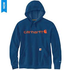 Carhartt Men's Force Relaxed Midweight Logo Graphic Sweatshirt