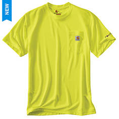 Carhartt Men's Force Color Enhanced Short Sleeve T-Shirt
