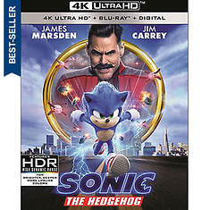 Sonic the Hedgehog (4K Ultra-HD)