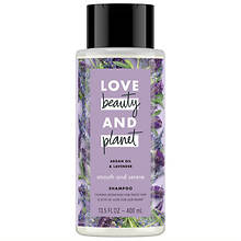 Love Beauty and Planet Argan Oil & Lavender Shampoo