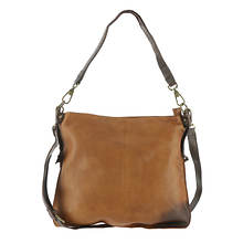 Free People Saratoga Leather Crossbody Bag