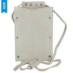 Free People Downtown Leather Crossbody Bag