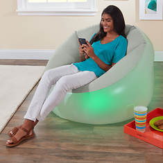 Bestway Luxury Outdoor LED Inflatable Chair