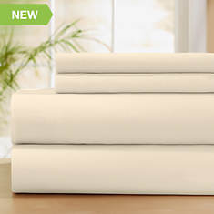 Classic 100% Cotton Sheet Set