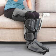North American Health+Wellness Heated Compression Leg Wraps