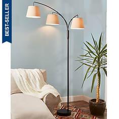 3-Arm Arc Lamp