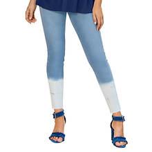 Tie-Dye Ankle Jean